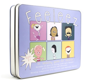 FeeleezEmpathyGame 2 I believe through helping our children learn and embrace the feelings they ...