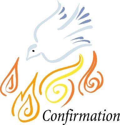 Catholic Confirmation Symbols Clip Art