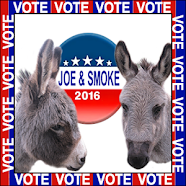 Vote for Joe & Smoke!!