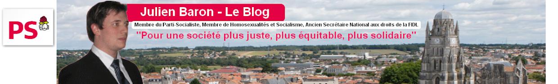 Julien BARON | Membre du PS (Site officiel)