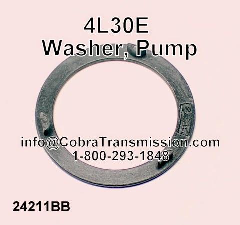 4l30e Pump Conversion