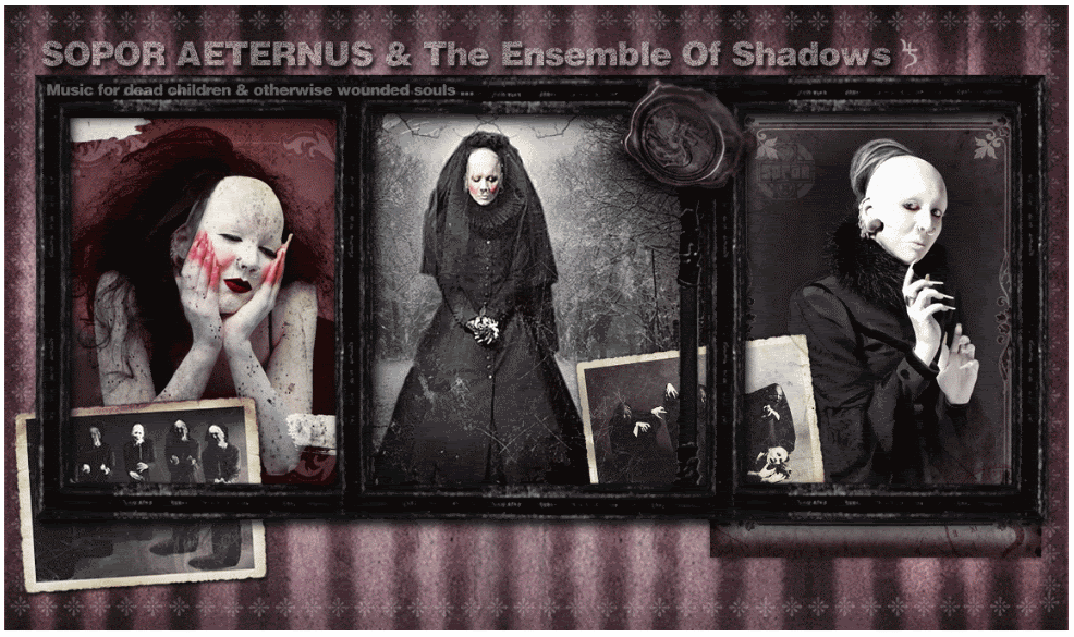 SOPOR AETERNUS &amp; The Ensemble Of Shadows