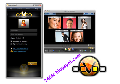 trombare gratis download oovoo