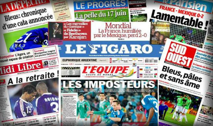 Presse internationale