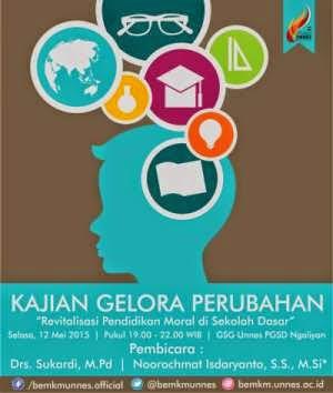 Revitalisasi Pendidikan di Sekolah Dasar