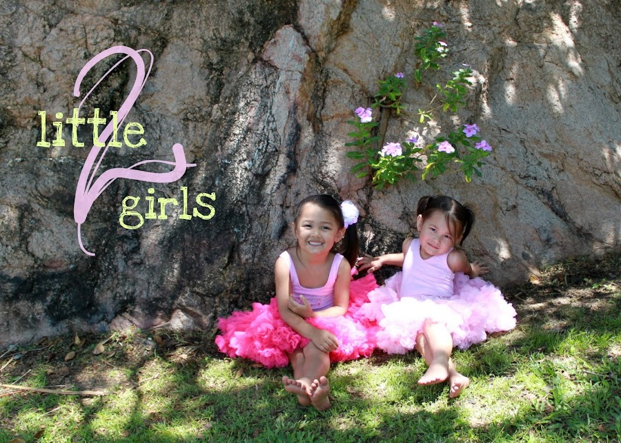 2 Little Girls - The Harrison Family Blog