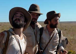 Cena do filme Xingu