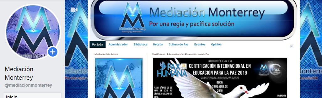 Mediación Monterrey Facebook