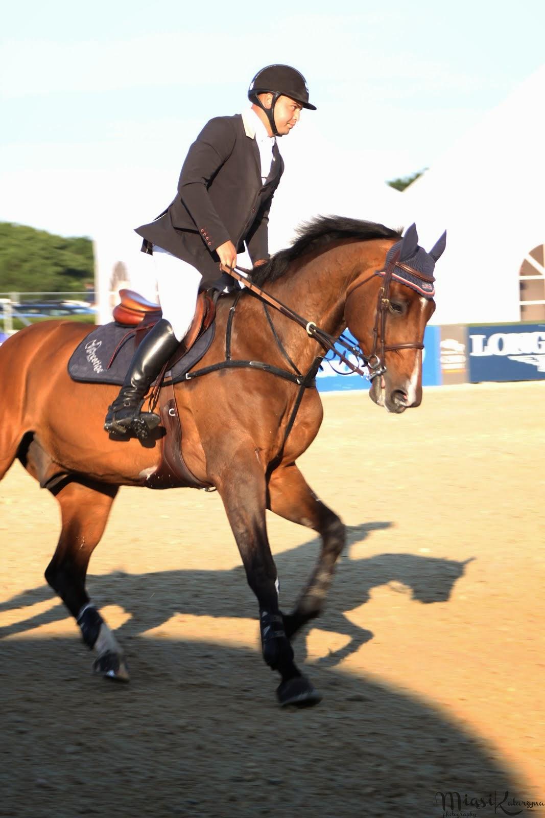 Zawody Jeździeckie w Skokach CSIO
