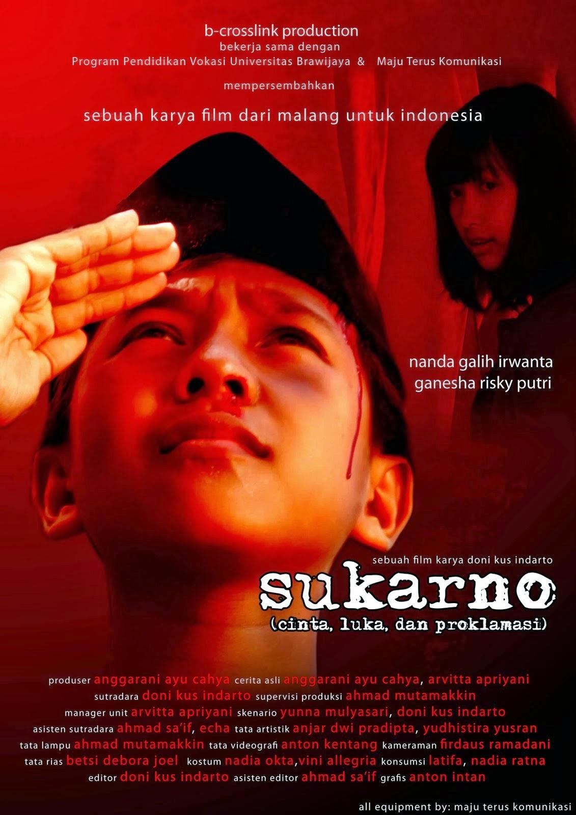 Film Terbaru Soekarno Indonesia Merdeka 2013 | Indo Movie