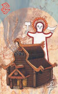 языческие храмы славян