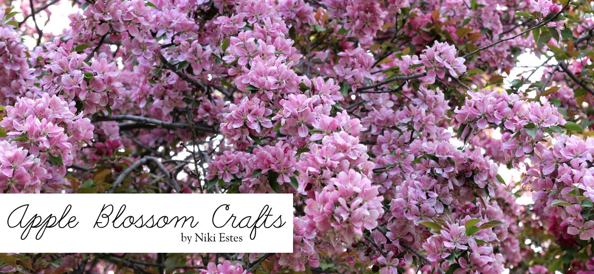 Apple Blossom Crafts