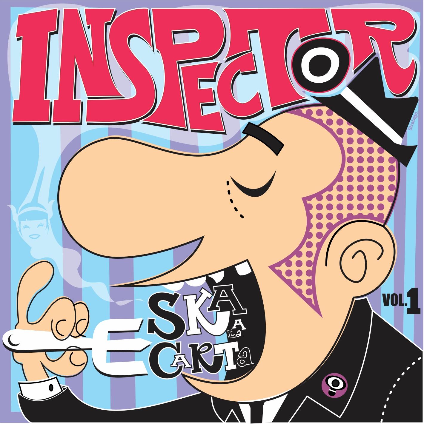 Latin ska reggae inspector ska a la carta 2011 A 1 inspections