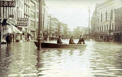 Historic Albany Floods Talk by Jack Mc Eneny