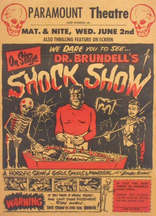 Shock Show Party !