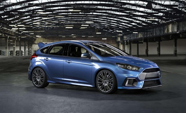 FORD FOCUS RS 2017 CON 320 CV