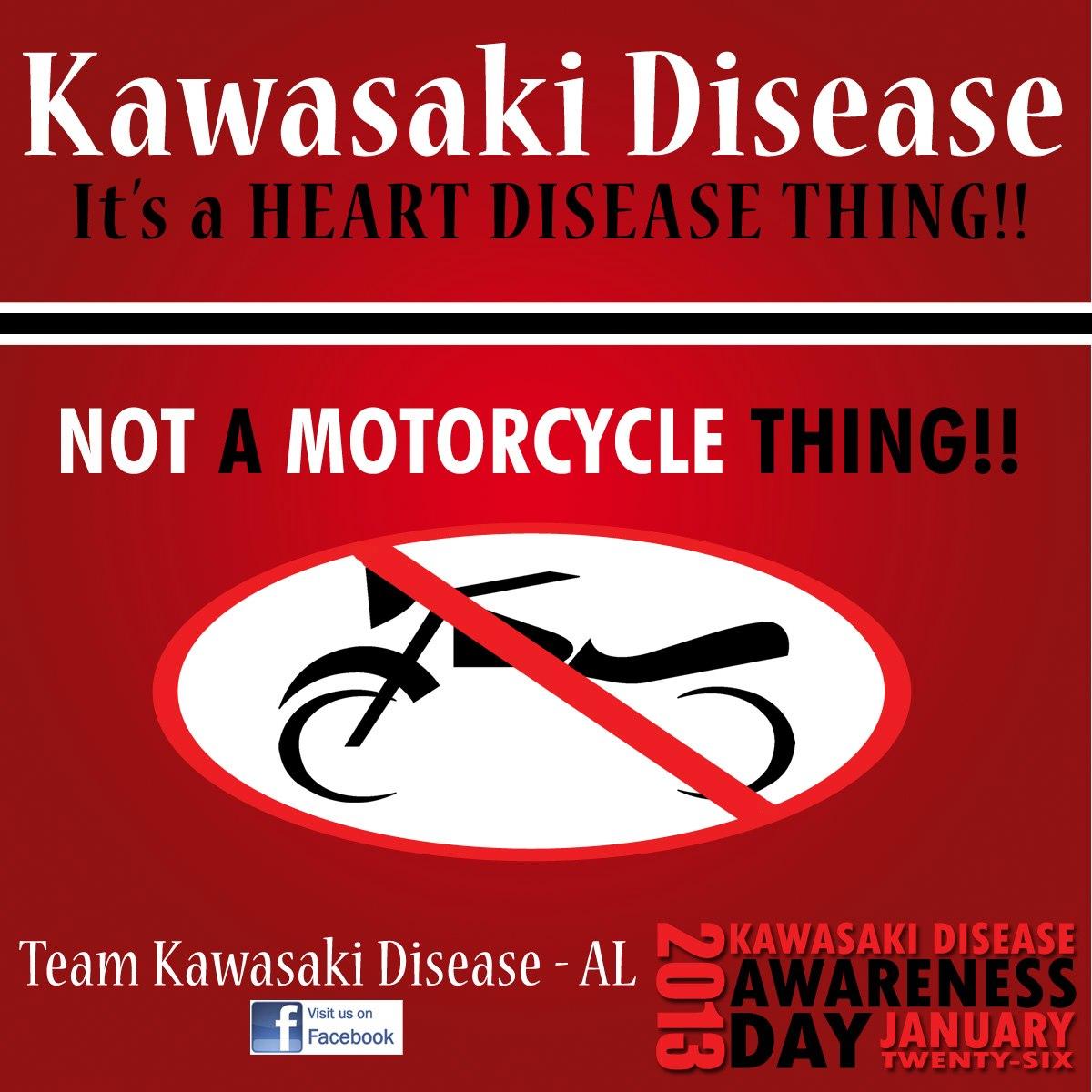National Kawasaki Disease Awareness Day