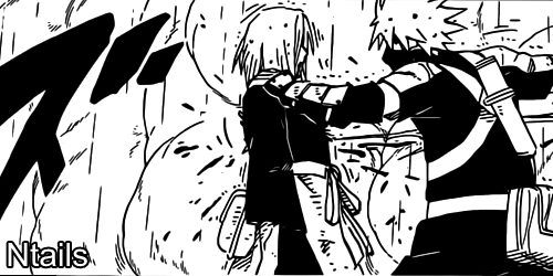 Naruto Mangá 605: Inferno