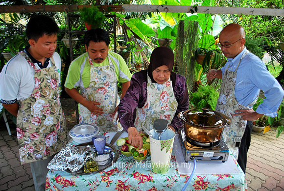Cooking Classes in Sabah Borneo