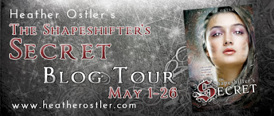 {ARC Review+G!veaway} The Shapeshifter's Secret by Heather Ostler