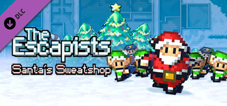The Escapists Santa's Sweatshop PC Game Free Download