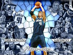 Dirk Nowitzki Basketball Wallpaper