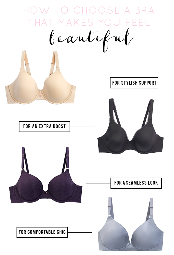 How to Choose a Bra To Make You Feel Beautiful