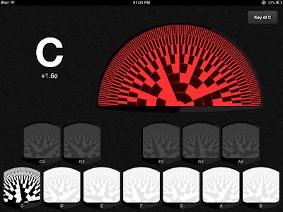 strobe tuner pro app