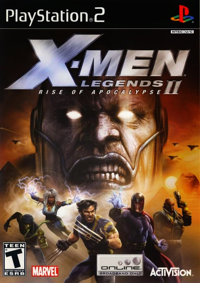X-Men Legends 2 PC Version