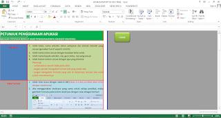 Petunjuk Pengisian Aplikasi Pengolahan Nilai Raport SD Berbasis Kurikulum 2013