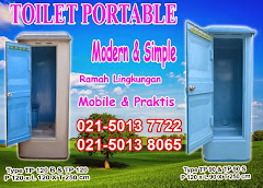 SEWA & JUAL TOILET PORTABLE