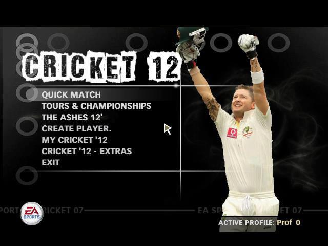 cricket 2010 game free  full version pc ea sports