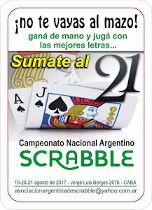 19 al 21 de agosto - Argentina
