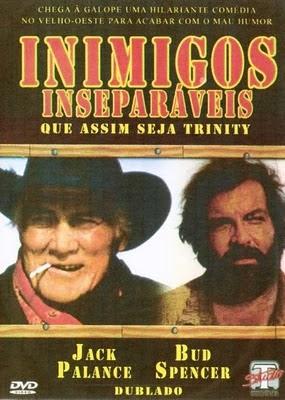 Inimigos Inseparáveis - Que Assim Seja Trinity Dublado 1972