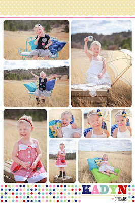 3 year little girl photos