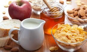 Elige el mejor desayuno del dia