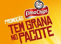 Promoção Elma Chips 'Tem grana no pacote' www.grananopacote.com.br