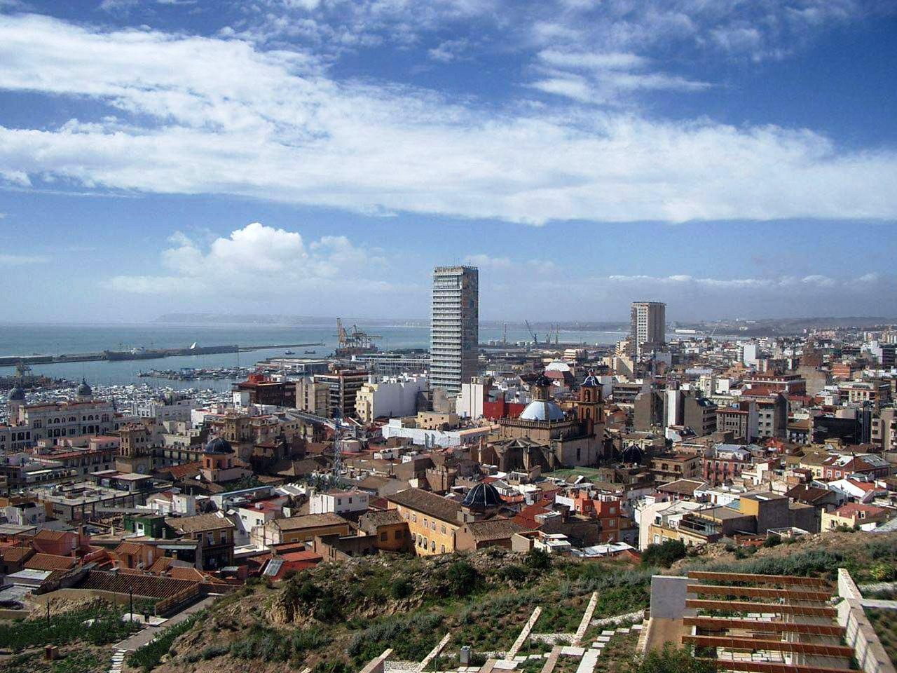 Недвижимость в аликанте в испании барселона