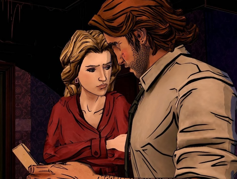 The Wolf Among Us Xbox Game