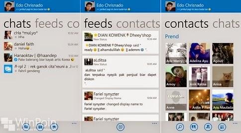 Review BBM di Windows Phone 1