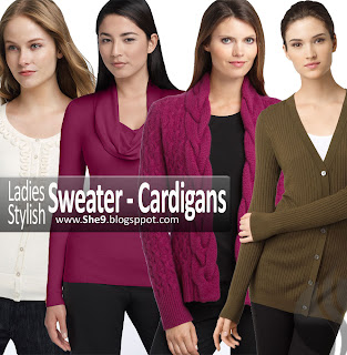Latest Sweater Designs for Women