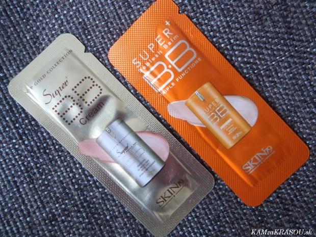 vzorky SKIN79 bb cream