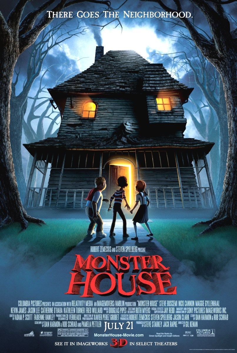 Pemain Monster House