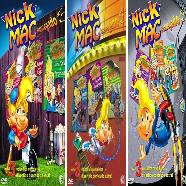 Nick e Mac