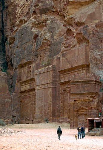 main Gate Planning to Petra Wadi Musa 2012
