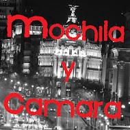 MOCHILA Y CÁMARA
