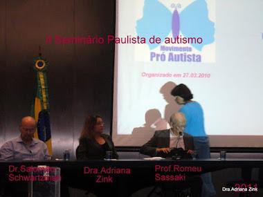 2º Seminário Paulista de Autismo