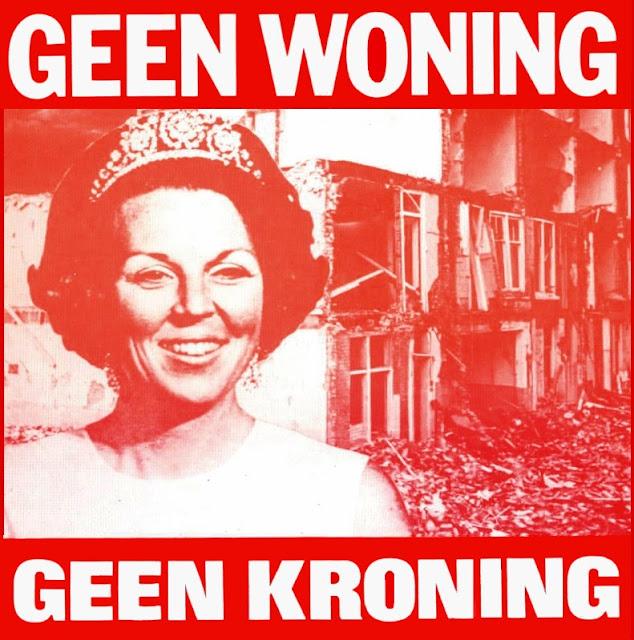 Geen woning, geen kroning! | Oog voor Protest: eye4protest.blogspot.com/2013/01/geen-woning-geen-kroning.html#!