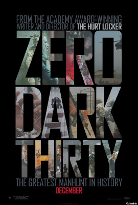 Zero Dark Thirty movie, Osama bin Laden, Kathryn Bigelow, Jessica Chastain
