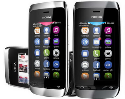 Firmware Nokia Asha 309 RM-843 Version 08.22